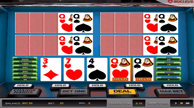 Multi-Play Joker Poker