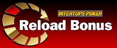 Reload Bonus Pokerstars