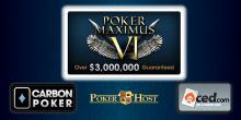 Poker Maximus VI on Merge [www.ProfRB.com]