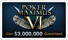 Merge Network's Poker Maximus VI / ProfRB.com