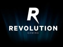Revolution Gaming logo [www.ProfRB.com]