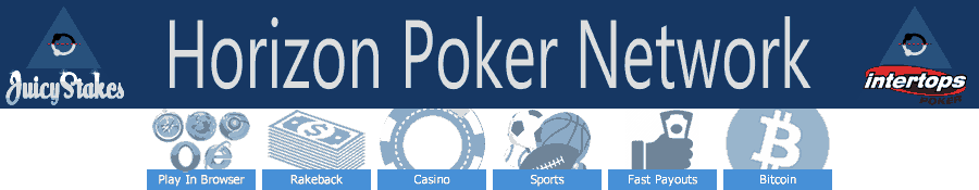 Juicy Stakes and Intertops Poker are safe online poker rooms for US players