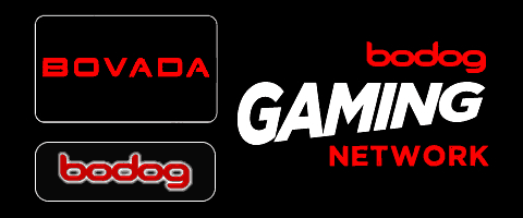 Bovada | Bodog Signup and Information page logo