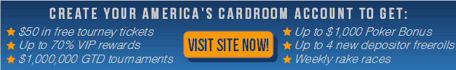 America's Cardroom highlights cta