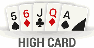 Players fail to make any hand better than high card 2/3rds of the time playing Texas Holdem.