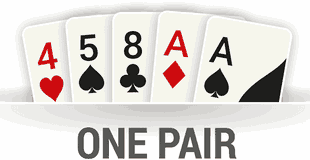 This is the most common winning hand in Texas Holdem in 6max games.