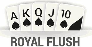Texas Holdem Royal Flush