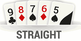 straights are solid medium strength hands