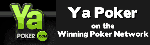 Ya Poker on the Winning Poker Network