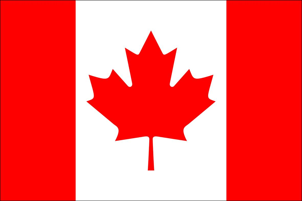 Canada Flag - Direct Signup Bodog Image