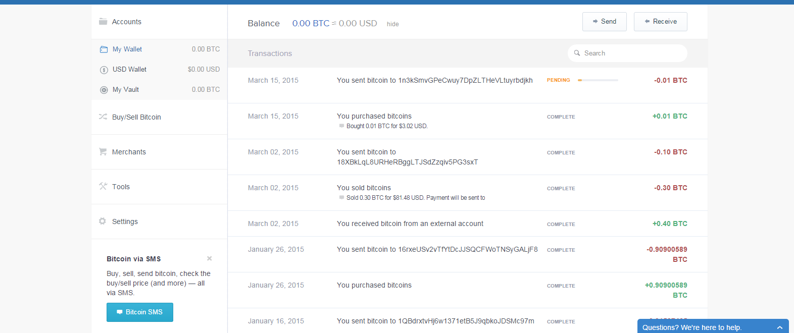 how to buy bitcoin with bank account on coinbase